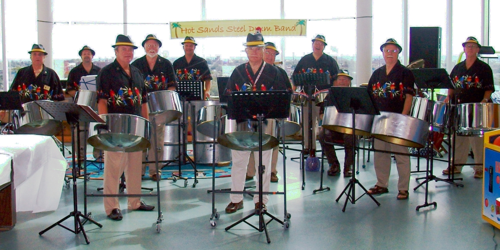 Steel Drums Phil AA