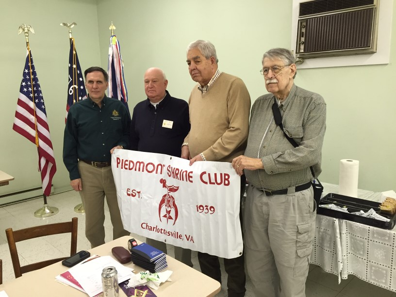 Piedmont Shrine Club
