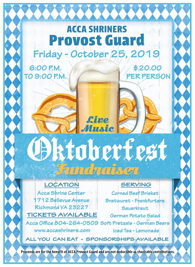 Provost Guard Oktoberfest